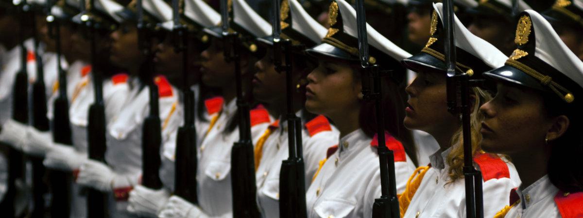 Women in military - 7 Wichtige Soziale Fragen, die im Jahr 2019 zu Berücksichtigen Sind